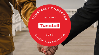 Tunstall Connected 2019